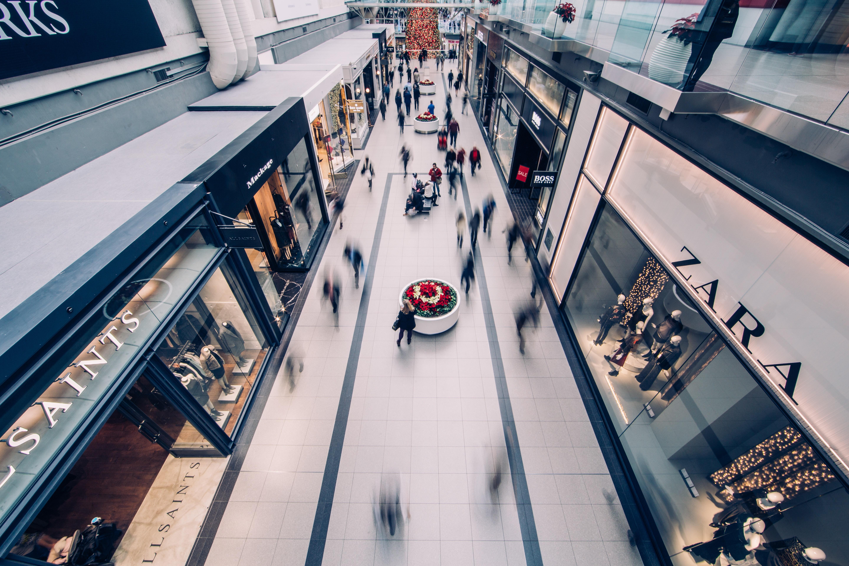 Торговые центры перестают быть центром мира