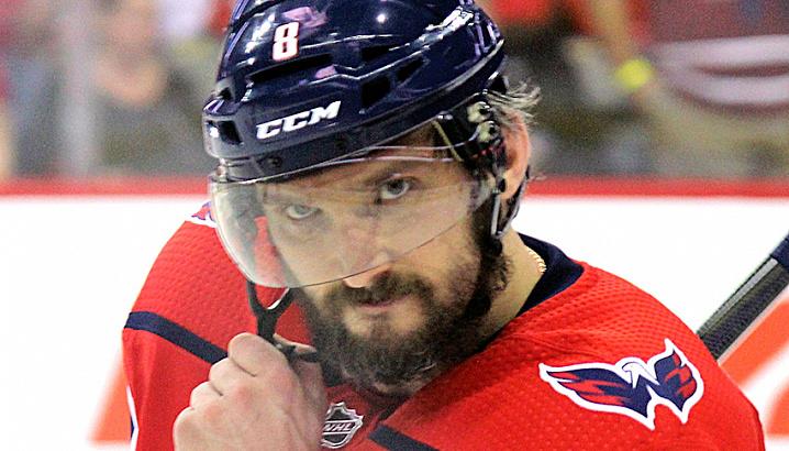 Овечкин стал лучшим российским бомбардиром в истории НХЛ